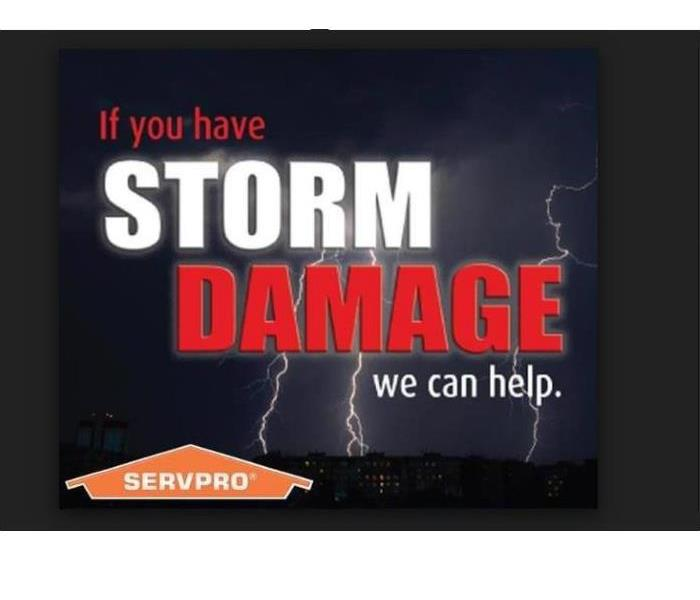 storm damage text
