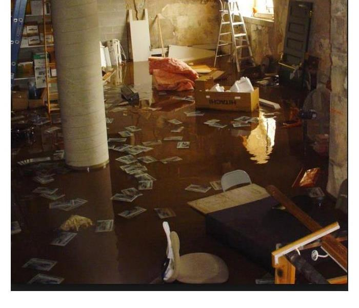 Water Damage Water class and category