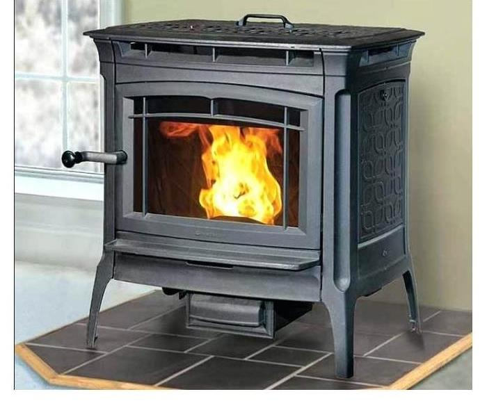 Fire Damage Are wood burning stove safe?
