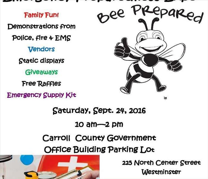 Community Carroll County Emergency Preparedness Expo