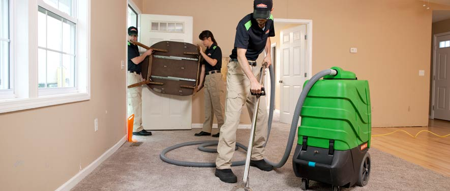 Westminster, MD residential restoration cleaning